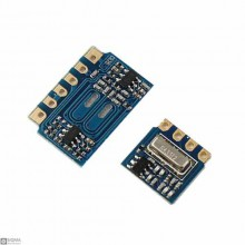 5 PCS 433MHz Wireless H5V4D Receiver and H34A Transmitter Module