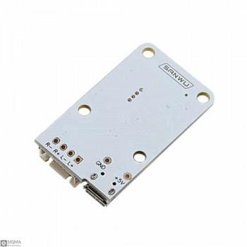 HF43B Mini Bluetooth Audio Receiver Amplifier Module