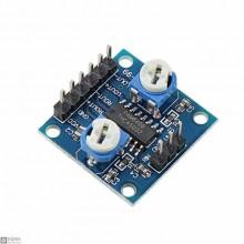 PAM8406 Dual Channel Stereo Digital Audio Amplifier Module [2x5W]