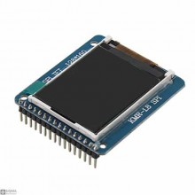 ST7735R Full Color TFT Display Module [1.8 inch] [128x160 Pixel]