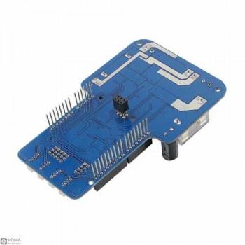 Hercules Dual Channel DC Motor Driver Arduino Shield [6V-20V] [30A]