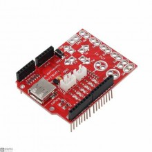 Makey Analog Touch Arduino Shield
