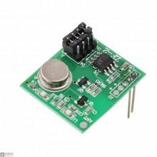 5 PCS EV1527 433MHz Wireless Transmitter Module