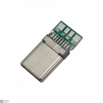 20 PCS USB 3.1 Type C Male Breakout Board