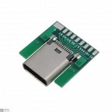 USB 3.1 Type C Female Breakout Board