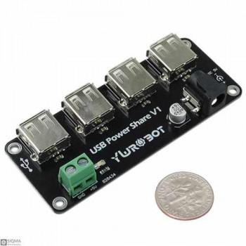 YwRobot 5V 4 USB Power Module