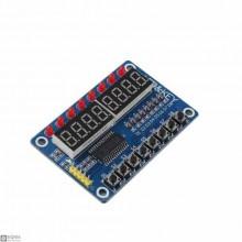 TM1638 Eight Button Digital Tube Module