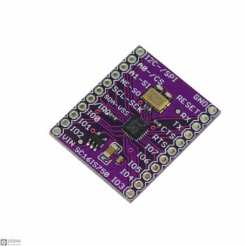 CJMCU SC16IS750 Single UART with I2C and SPI Interface Module