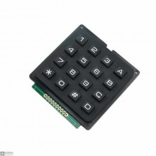 4x4 Matrix Keypad Module [16CH] [10 Pin]