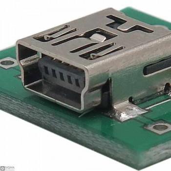 20 PCS Mini USB Female Breakout Board