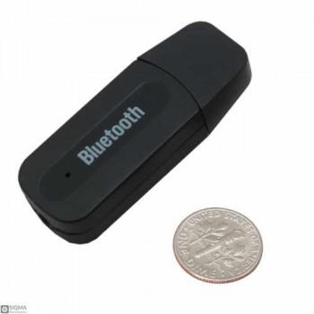 USB Car Bluetooth Audio Receiver Adapter
