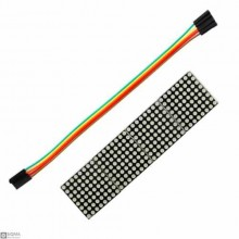 MAX7219 8x32 Dot Matrix Module
