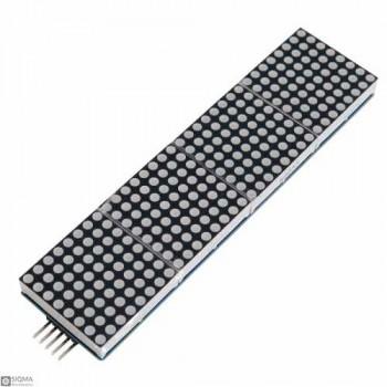MAX7219 8x32 Dot Matrix Module