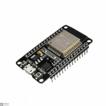 2 PCS ESP32 Wifi And Bluetooth Module With CP2102 Converter