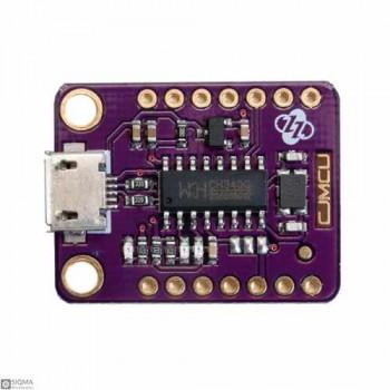 5 PCS CH340G Micro USB to TTL Converter Module
