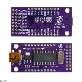CH341A USB to Serial Converter Module