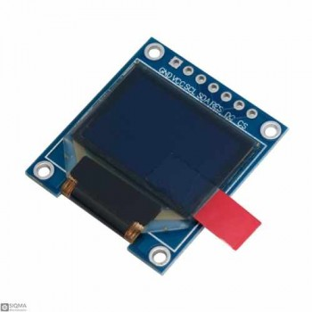 SPI 0.95 inch Full Color OLED Display SSD1331 96X64 Resolution for Arduino