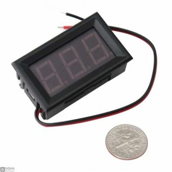 Two Wires AC Voltmeter