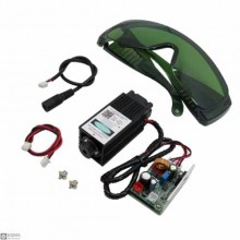 450nm 2W Dot Laser Kit [12V]
