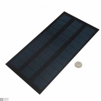 Monocrystalline Solar Panel 6V 6W