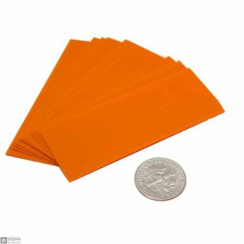 100 PCS 18650 Battery PVC Heat Shrink Tubing
