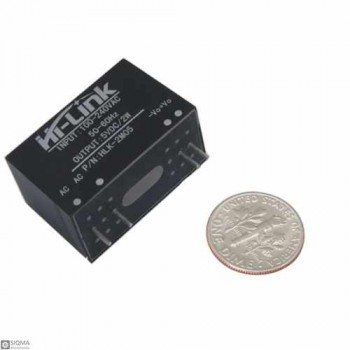AC-DC HLK-2M05 5V 2W Switching Power Module