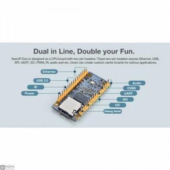 NanoPi Duo Quad Core Cortex A7 WiFi Board
