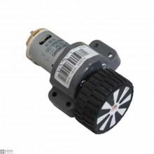 12V DC Metal Gear Motor with Plastic Wheel