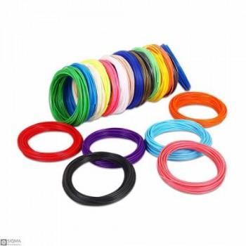 3D Printer PLA Filament 1.75mm  ( 20g )