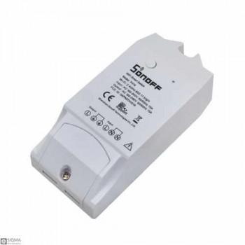 Sonoff TH16 Temperature and Humidity Monitoring WiFi Smart Switch [15A]