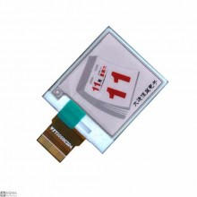 IL0376F TriColor E-Ink Display Module [1.54in] [200x200 Pixel]