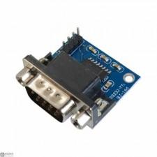 15 PCS MAX3232 RS232 to TTL Converter Module
