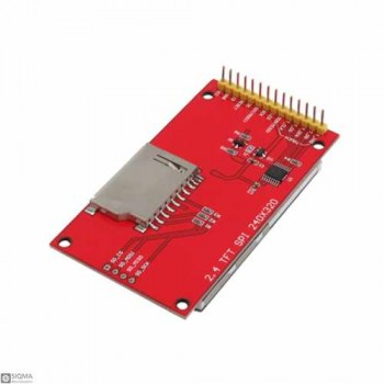 IlI9341 Full Color TFT Touch Display Module [2.4 inch] [320x240 Pixel]