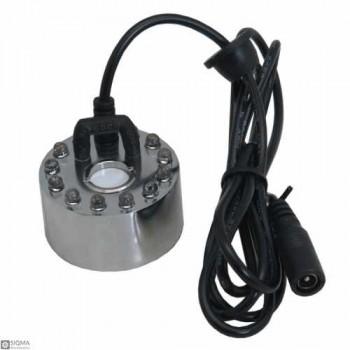 Mini Ultrasonic Mist Maker Module with Full Color LED [24V] [250mLH]
