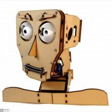 Fritz Emoji Arduino Controlled Robot Kit [Advanced Edition]