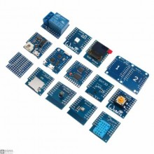 ESP8266 WeMos D1 Mini WiFi Learning Board Kit [15 PCS]