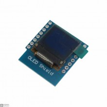 ESP8266 WeMos D1 Mini 0.66 Inch OLED Shield