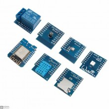 ESP8266 WeMos D1 Mini Learning Board Kit [ 7 PCS ]