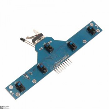 BFD-1000 5-Way IR Tracking Sensor Module [3V-5.5V]