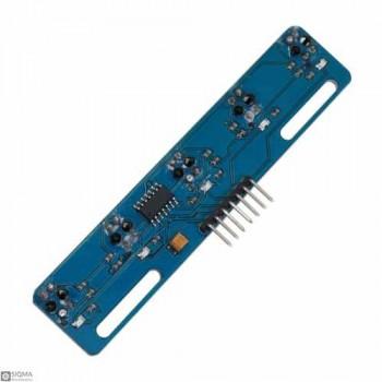 TCRT5000 5-Way IR Tracking Sensor Module [3.3V-5V]
