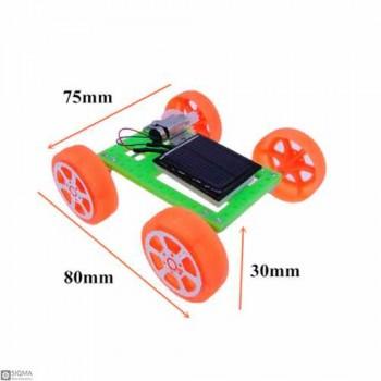 Mini Solar Powered Robotic Car Kit