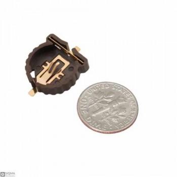 10 PCS CR1220 SMT Battery Holder