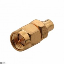 10 PCS SMA Male To MCX Female Adapter