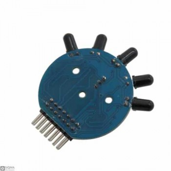 Five Way Flame Sensor Module