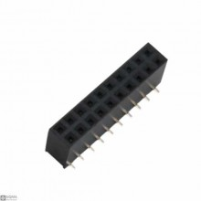 100 PCS 2X10 SMD Female 2.54mm Pin Header