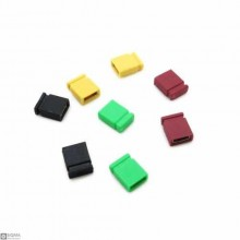500 PCS 1.27mm Jumper Cap