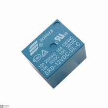 10 PCS Songle 5V 10A Relay