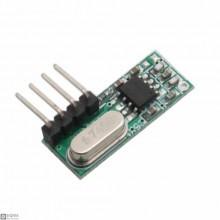 5 PCS RX500A Wireless Receiver Module [315MHz , 433MHz]