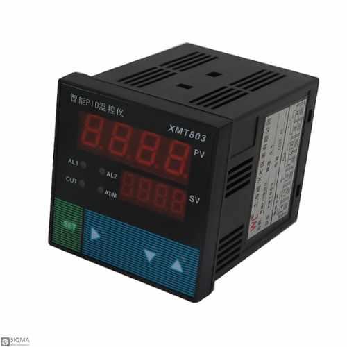 XMT-803 SSR Output PV SV Display PID Digital Temperature Controller Meter