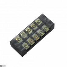 10 PCS TB-2505L 5 Pole Terminal Block [600V] [25A]